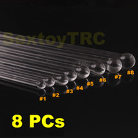 Crystal Glass Pyrex Catheter Sounds Urethral Enlarger Enhanc...