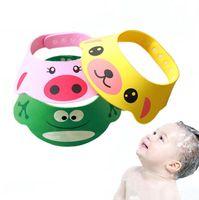 Регулируемая Детская шапочка для купания детей в Barhub шампунь Cap животных ребенка шапочка для купания козырек по уходу за ребенком