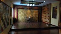 apeleMerbauSapele wood floor Backdrop floor Bedroom Walls Living room TV backdrop Wooden Decorative wood floor Burmese teak wood floor