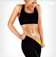 YENI Saunafit Sıcak Termal Neopren Zayıflama Egzersiz Spor Sutyen Kadın Vücut Şekillendirici 5 adet / grup Ücretsiz kargo