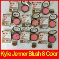 2017 Newest Kylie XOXO Natural And Lasting Blush Pressed Blu...