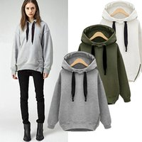 2016 New Winter Autumn Loose Hooded Jacket Plus Size Thick V...