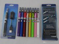 Ego Evod Ce4 Blister Pack Kits Ecig Starter Kit Elektronische Zigaretten Evod Batterie VS Ego-T Vision Spinner 2 TVR VAPE PENS MODS KITS