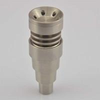Titanyum Tırnak 10mm14mm19mm 6 IN 1 domeless titanyum tırnak, erkek ve kadın ortak ile, Hızlı Kargo