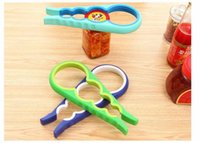 Household Kitchen Multifunction Opener Non- slip Twist Cap Bo...