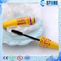 Mode New Cosmetic Extension Longueur Longue Curling Cils Noir Mascara Eye Cils Maquillage, Livraison Gratuite wu