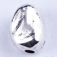 Nova moda de prata / cobre retro Pequeno buraco Beads Fabricação DIY jóias pingente fit Colar ou Pulseiras charme 2000 pçs / lote 2810y