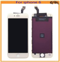 for apple iphone 6 lcd screens capacitive screen 4. 7 inch to...