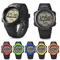 Hot 2017 Men Outdoor Sports Wristwatch Multifunction Electro...