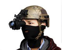 Tactical PVS- 14 Night Vision Scope Digital Monocular Scopes ...