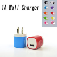 Single USB Wall Charger Home Travel Adapter Mini USB chargin...