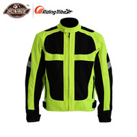 Riding Tribe Breathable Summer Motorcycle Racing Protective ...