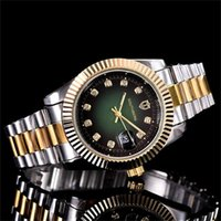 40mm relogio quality luxury fashion Men' s   Women Quart...