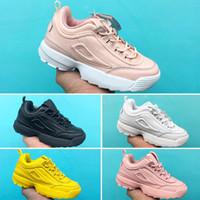 FL Bebê menina meninos Respirável Basquetebol Sneaker Designer sapatos Wudao Athletic Sports Calçados Casuais Spring Running Calçados infantis