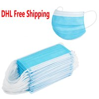 In Stock, Disposable Dust- proof Masks 3- layer Filter, Dustpro...