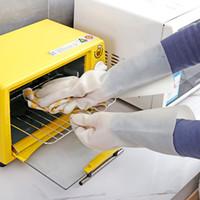 Латексная перчатка с защитой от проколов Антипригарные рукавицы Износ масла, устойчивый к разрывам Белые нитриловые перчатки Новое поступление 3 2ad L1