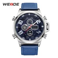 WEIDE Sports Quartz Horloges Analoog Digitaal Relogio Masculino Merk Reloj Hombre Army Quartz Military Watch Clock Mens Clock