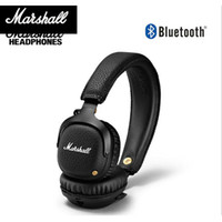 Marshall MID ANC Bluetooth Headphones Deep Bass DJ Hifi Wire...