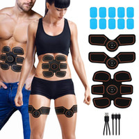 Muscle Toner Abdominal Stimulator Electric Slim Belt Massage...