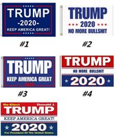 2019 150*90cm Donald Trump 2020 Election Flag For President