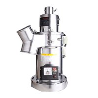 Venta de 20 kg / h oscilación molinillo de especias Rectificadora 220V eléctrico pequeño Powder Mill Grinder alta velocidad