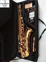 New Japanese Yanagisawa T-902 Sassofono Tenore Bb piatto Strumento musicale in oro laccato Tenore sassofono professionale Con custodia Accessori