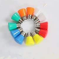 E27 B22 Colorful Globe Light Bulb Led Bar Light 3W White Red...