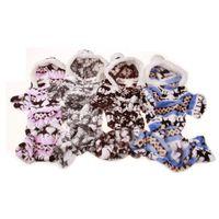 겨울 애완 동물 강아지 옷 패션 애완 동물 강아지 따뜻한 산호 양털 옷 순록 눈송이 자켓 의류 강아지 코트 후드 S-XXL DBC DH0984-3