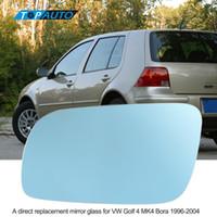 Freeshipping nuevo espejo de coche espejo de espejo de coche con función de calefacción para VW Golf 4 MK4 Bora 1996-2004 Car Styling