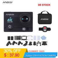 DE Stock Andoer Q3H-R 4 Karat 16MP WiFi Sport-Action-Kamera Full HD wasserdicht 30m 2