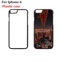 For Iphone 6 6s DIY 2D Sublimation Cases Heat Press PC Case ...