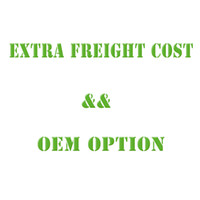 Extra Fee cost just for balance of order Customize Personali...