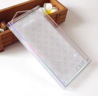 Perakende Ambalaj Plastik PVC iPhone Cep Telefonu Kılıfı Cep Telefonu Kılıfları Kapak Aksesuarları Gümüş 1000pcs için Kutu Ambalaj boşaltın