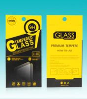 Пустой Экран протектор Розничный пакет бумажные коробки дисплей упаковка для закаленного стекла 9 H 2.5 D для iPhone 8 Plus XS Max