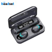 Wireless Bluetooth 5. 0 Earphone F9- 5C TWS Headphones HiFi St...