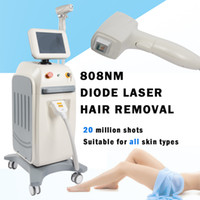 Light sheer diode laser hair removal system 808nm Diode lase...