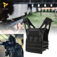 Hanwild Caça Tático Body Armor Jpc Molle placa de suporte Vest exterior Cs Jogo Paintball Airsoft Vest Equipamento de caça