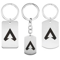 Apex Legends game keychain Stainless Steel Keyrings Gift for...