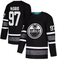 Black 2019 All Star Spiel 88 Kane 97 McDavid 29 Fleury 9 Eichel 70 Holtby 91 Tavares 34 Matthews 88 Burns Hockey Jersey, Mens Fan Online Shop