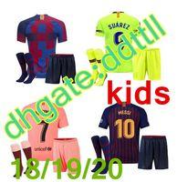 38e521d04 2019 New 18/19 Spurs Kids Kit + Socks Jerseys Home Away Third White ...