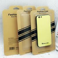 Paquete de venta al por menor Cajas Caja Paquete Bolsa de plástico Funda transparente para teléfono con tarjeta de blister para iphone XR XS Max X 8 Plus Samsung Galaxy S10e