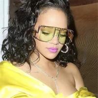 الصيف المرأة مصمم النظارات الشمسية الصيف النساء نظارات شمسية UV400 10 لون الخيارات ذات جودة عالية