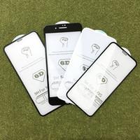 6D Curved Screen Protector för iPhone X XR XS Max Härdad Glas Full Cover Skyddsglas på för iPhone XR XS Glass