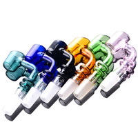 Colorful Glass 18mm 14mm Male Female Quartz Banger 14mm 18mm...