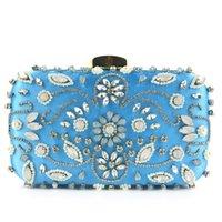 Abendtaschen Frauen Hohe Qualität Handgemachte Perlen Tasche Damen Eine Schulter Dinner Handtasche Für Party Weibliche Bankett Kleid Telefon Kupplungen