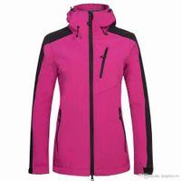 Ücretsiz kargo yeni bayanlar tops en çok satan ışık sürümü ceket açık spor ceket yumuşak kabuk giyim hoodies)