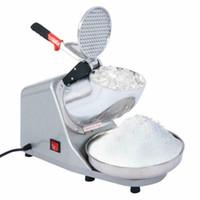 Electric Ice Crusher бритва машина снежный конус производится побрил лед 143 фунта серебра