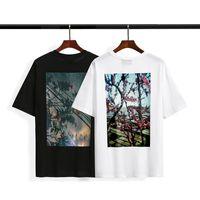 FEAR DE DIEU FOG Essentials Marque Designer Top qualité Hommes Femmes T-shirt de mode T-shirts à manches courtes Imprimer 1006