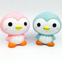 jumbo squishy cute penguin slow rising squishy kids toy gift...