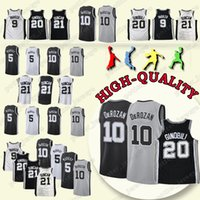 New Arrival. San jerseys Antonio 20 Manu DeMar Ginobili Spurs Jersey 10  DeRozan 21 Tim men Duncan Jerseys Top 37fbf253e